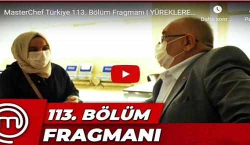 2 Aralık – MasterChef Türkiye 113.Bölüm Fragmanına bakıver