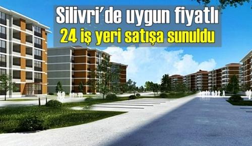 TOKİ'nin Alipaşa'daki projesinde yer alan iş yerleri için açık artırma düzenlenecek