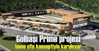Ankara'da inşa edilen Gölbaşı Prime projesinde satış dönemi başladı