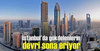İstanbul'daki dönüşüm çalışmalarıyla aynı zamanda düşük katlı binalar oluşturuluyor