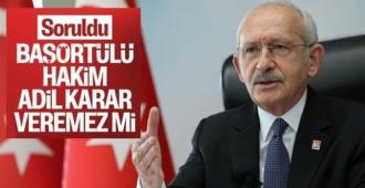 Kılıçdaroğlu'ndan Eski bakan Fikri Sağlar'a Fırça niteliğinde Cevap!