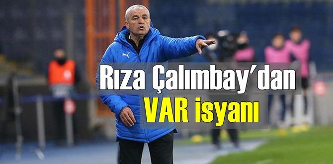 Rıza Çalımbay, Göztepe maçının ardından 90 dakikayı değerlendirdi