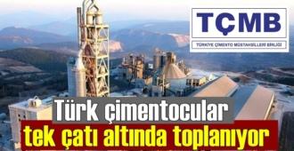 Türkiye Çimento Müstahsilleri Birliği yeni yapılanmaya gidiyor