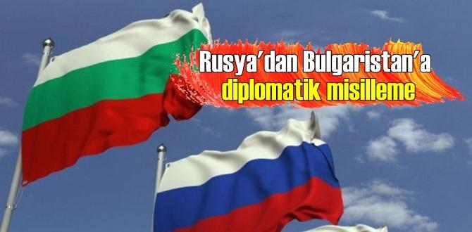 Rusya'dan Bulgaristan'a diplomatik misilleme! bir diplomat sınır dışı edildi!