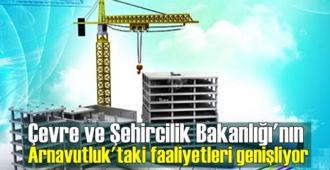 Bakanlık, Çipli Beton İzleme sistemini Arnavutluk'a kuruyor