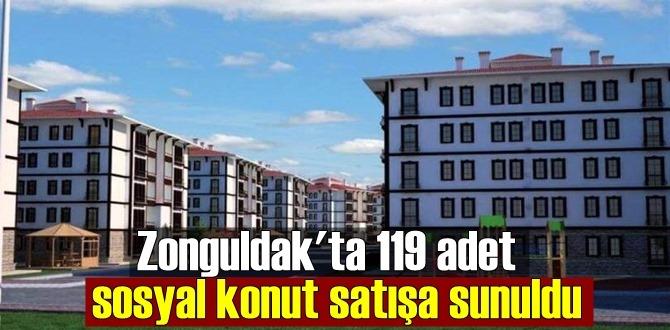 TOKİ Zonguldak Üzülmez projesinde yeni satış dönemi başladı