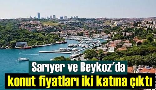 Pandemi döneminde öne çıkan izole yaşam şekli, İstanbul'un iki ilçesinde konut fiyatlarını artırdı