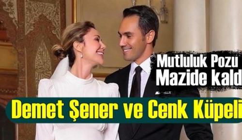 Demet Şener ve Cenk Küpeli, tek celsede boşandı! İşte ayrılma nedeni..