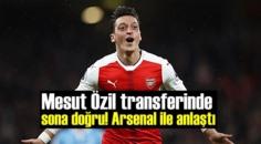 Mesut Özil transferi'nde son Nokta! Arsenal ile gelinen durum!