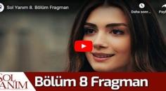 19 Ocak – Sol Yanım 8.Bölüm Fragmanına bakıver
