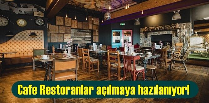 Cafe, Restoranlar açılmaya hazılanıyor! hizmet dönemi'nde HES kodu sorgulanacak!
