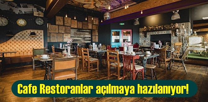 Cafe Restoranlar açılmaya hazılanıyor! hizmet dönemi'nde HES kodu sorgulanacak!