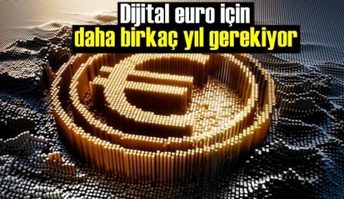 Christine Lagarde: Dijital euro için daha Zaman var!