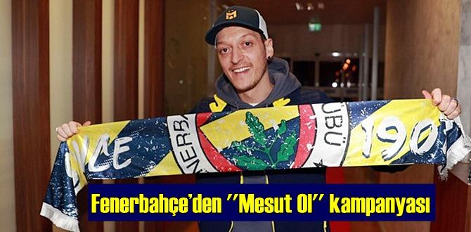 "Başkan Ali Koç'tan ""Mesut Ol"" kampanyasına Destek talebi!"