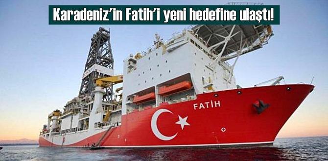 Bakan Fatih Dönmez :Karadeniz'in Fatih'i yeni hedefine ulaştı!