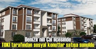 TOKİ'den Denizli'de 182 bin TL'ye konut sahibi olma şansı