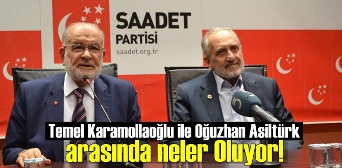 Temel Karamollaoğlu ile Oğuzhan Asiltürk arasında neler Oluyor!
