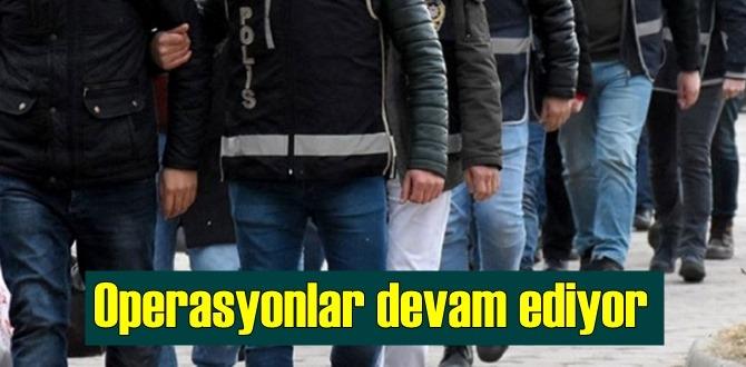 Operasyonlar devam ediyor, İzmir'de FETÖ tutuklu sayısı 16'ya çıktı!