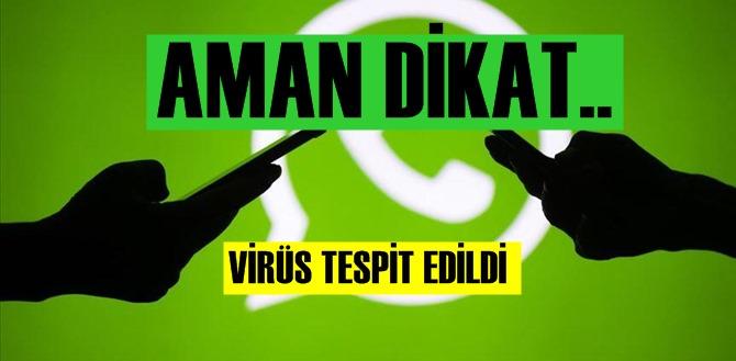WhatsApp'ta Önemli bır Sıkıntı ! aman Dikkat !