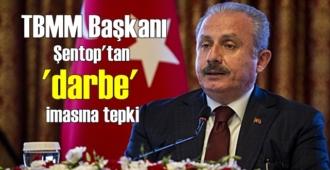 TBMM Başkanı Şentop'tan Gazeteci Can Ataklı ve eski Genelkurmay Başkanı İlker Başbuğ'a gönderme!