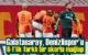 Süper Lig'in 20. haftasında Galatasaray Denizlispor'u Farkla mağlup etti! Skor 6-1