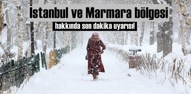 Kar geri mi geliyor? İstanbul ve Marmara bölgesi hakkında son dakika uyarısı!