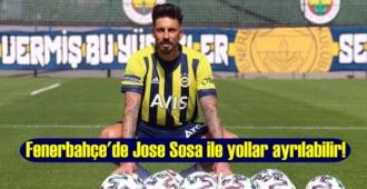 Fenerbahçe'de Arjantinli oyuncu Jose Sosa gelişmesi!