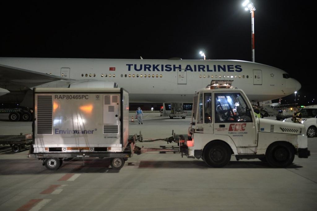 Son Dakika… 6,5 milyon doz aşı İstanbul'da - Son dakika haberleri