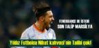 Yıldız Futbolcu Nihat kahveci'nin Talibi çok! birçok transfer listesinde!