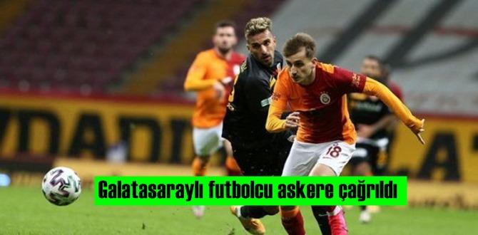 Askerlik Ertelemesi gecikti! Galatasaraylı Kerem Aktürkoğlu askere çağrıldı!