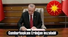 Cumhurbaşkanı Erdoğan, 2021 yılının önemli Kritik atamalarını imzaladı!