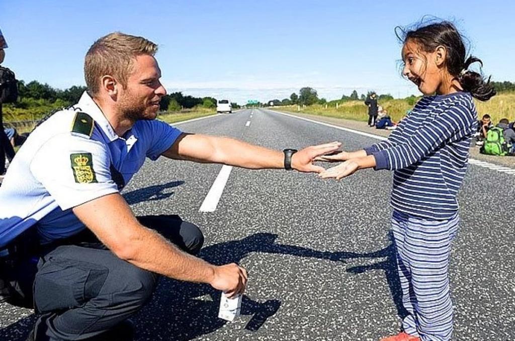 Danimarka nın hedefi sıfır sığınmacı #3