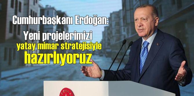 Cumhurbaşkanı Erdoğan: Elazığ'da Konut Teslim Töreni'ne katıldı