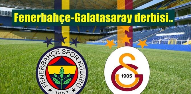 Fenerbahçe-Galatasaray derbi tarihi Ligin 24. haftası'nda