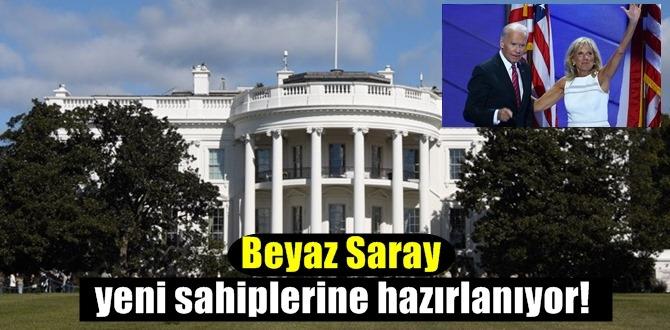 Beyaz Saray yeni sahiplerine hazırlanıyor! yeni First Lady'yi bekliyor..