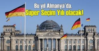 2021 yılı Almanya'yı Altı eyalet ve genel seçimleri bekliyor!