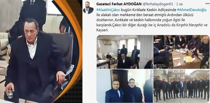 Çakıcı Kırıkkale Keskin adliyesinde ifade verdi, mahkeme Çakıcı'nın beraatine hükmetti