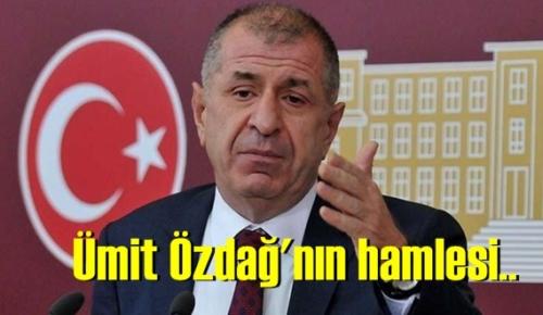 Ümit Özdağ'nın hamlesi, kuracağı yeni partiye İyi Partilileri davet etmek!