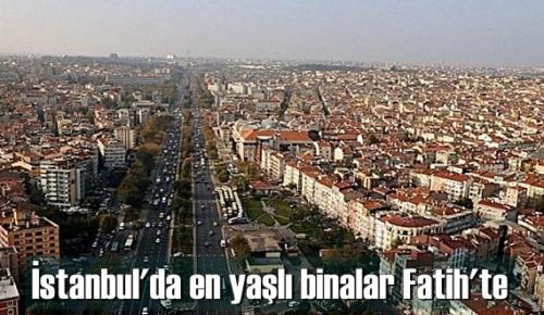 İstanbul'da 1980 yılı öncesi inşa edilen bina sayısı 263 bin civarında tespit edildi