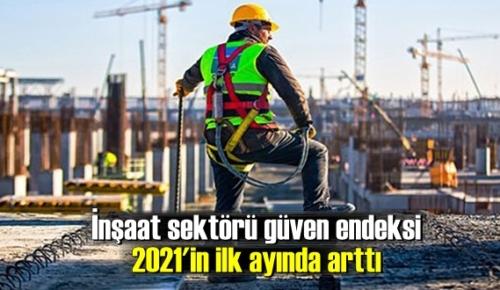 Türkiye Hazır Beton Birliği'nin Ocak 2021 dönemine ait raporu yayınlandı