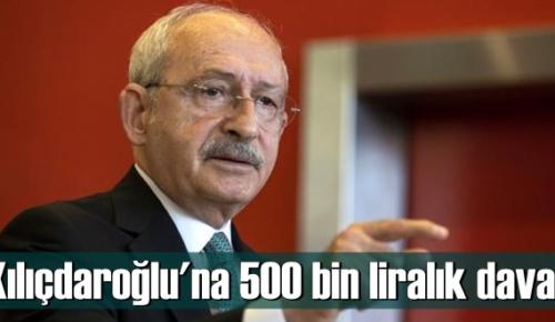Sözleri için,Kılıçdaroğlu'na 500 bin liralık tazminat davası açıldı
