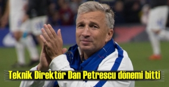 Kayserispor'da bir dönemi sona erdi! Teknik Direktör Dan Petrescu Veda etti