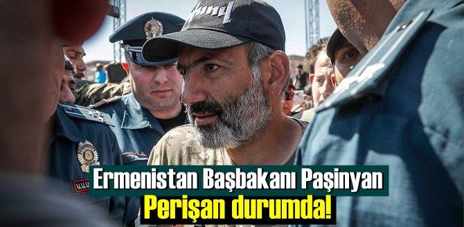 Cumhurbaşkanı Sarkisyan, Ermenistan Başbakanı Paşinyan'ı Perişan Etti!