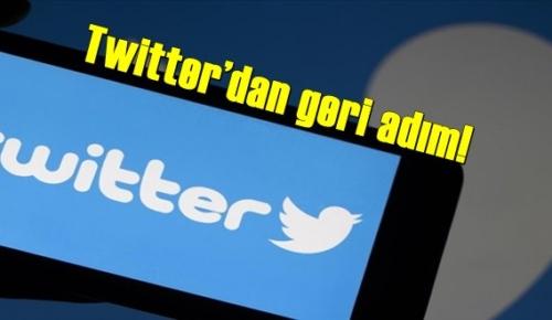 Twitter'dan geri adım! Türkiye'ye temsilci atamaya karar verdi