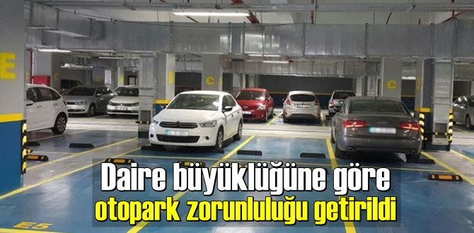 Çevre ve Şehircilik Bakanı Murat Kurum, yeni otopark yönetmeliğini değerlendirdi