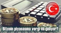 Bitcoin piyasasına vergi mi geliyor? Kripto para piyasasında yeni gündem!