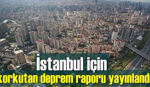 İstanbul'da olası büyük depremde 53 bin bina ağır hasar alacak
