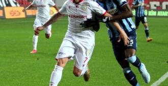 Spor Toto 1. Lig'in 25. haftasında Samsunspor: 0 Adana Demirspor: 2