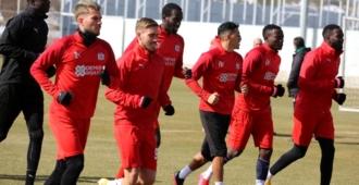 Süper Lig'in 29. haftasında Sivasspor da kritik maç öncesi 5 eksik!