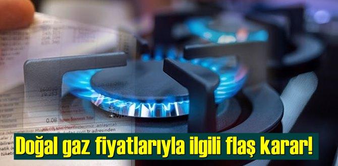 BOTAŞ'ın internet sitesinde duyuruldu! Doğal gaz fiyatları yeniden düzenlendi!